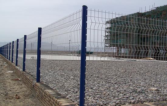 桃形柱围栏网