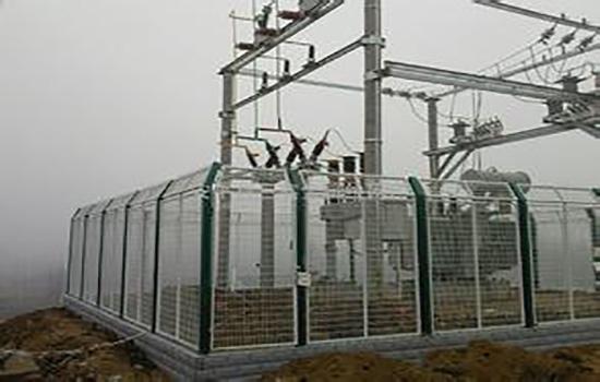 pvc变压器护栏