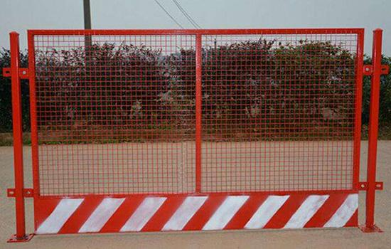 建筑工地围栏