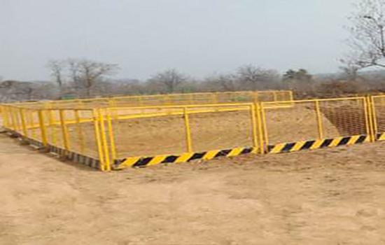 工地安全护栏