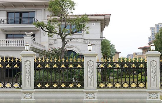 別墅庭院圍欄