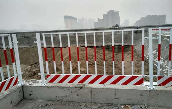 基坑圍護欄桿