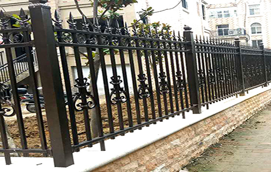 农村围墙护栏