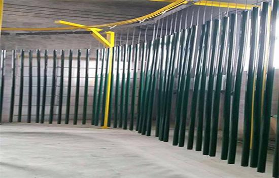 铁丝网立柱