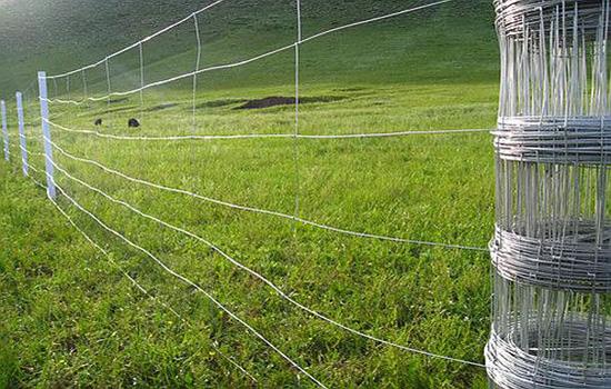 草原网围栏
