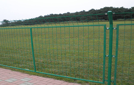 浸塑圍欄網