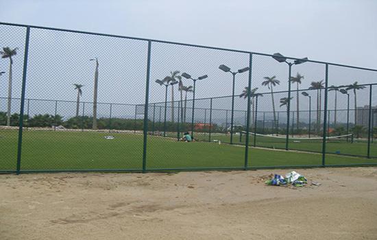 羽毛球场围栏网