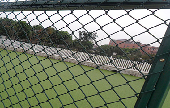 体育场铁丝网
