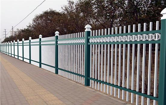 锌钢防护护栏
