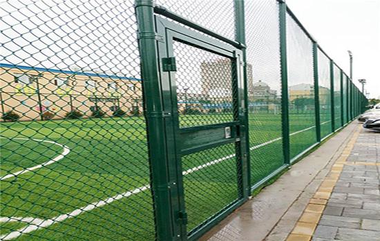 勾花网围栏