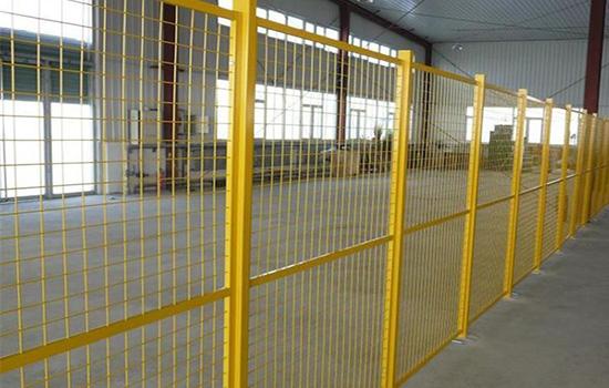 倉庫隔離網