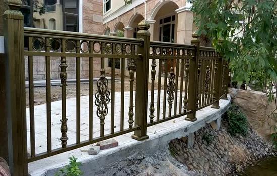 別墅院墻圍欄