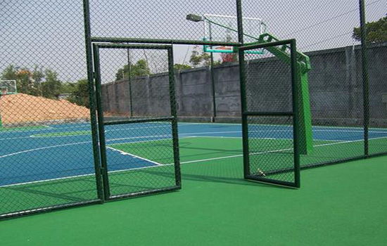 羽毛球場圍欄網