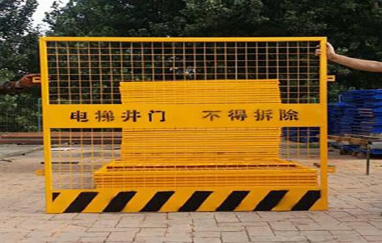 電梯井防護門