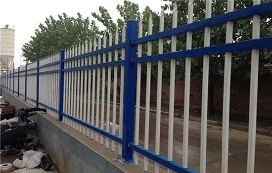 鋅鋼護欄柵欄