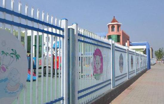 幼儿园栏杆