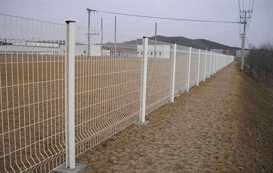 光伏电站围栏