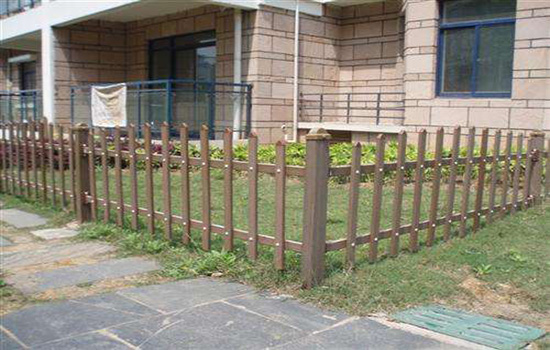 农村小庭院围栏