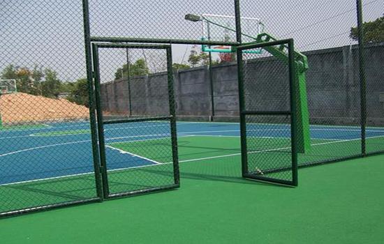 羽毛球場圍網